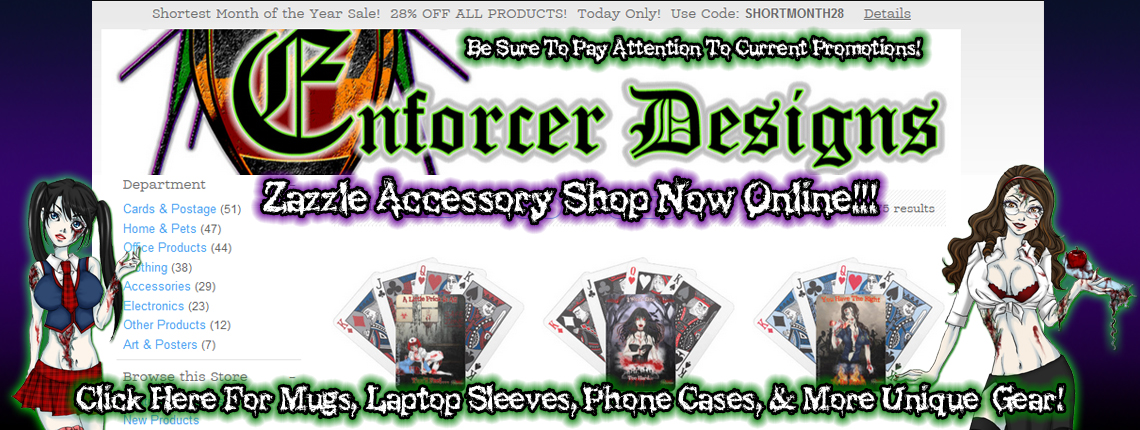 New Vlad's Undead Angels Accessory Shop Open Now!