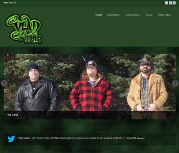 My Music Websites: Vlad The Inhaler